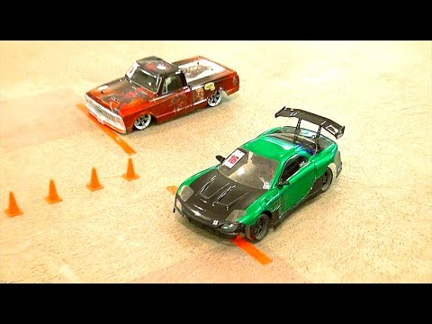 WHO WiNS? TANDEM DRiFT Competition - DK Championship - RWD & AWD | RC ADVENTURES