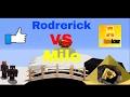 Minecraft R VS M #2 | build it