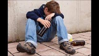 Он не щадит даже подростков: об алкоголизме - в