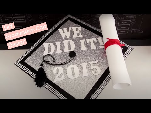 How to Make a DIY Graduation Cap Design - HGTV Handmade