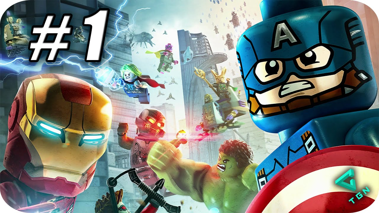 Lego Marvel Vengadores Gameplay Espanol Capitulo 1 1080phd