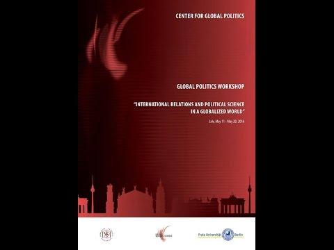 Global Politics Workshop Lviv 11 20 May 2016