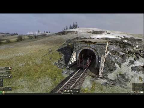 Mashinky EP 4 - Alpha First Look : New Train Simulation Game, Gameplay, Lets Play
