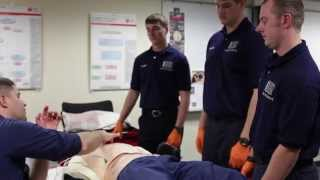 Emergency Medical Services (EMS) at COTC