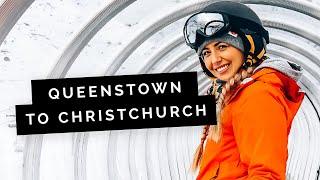 NEW ZEALAND RV Travel Guide: Queenstown to Christchurch | Little Grey Box