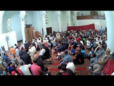 Eid Al-Fitr, Masjid Al-Rahman, Rochester, New York, 07/17/2015
