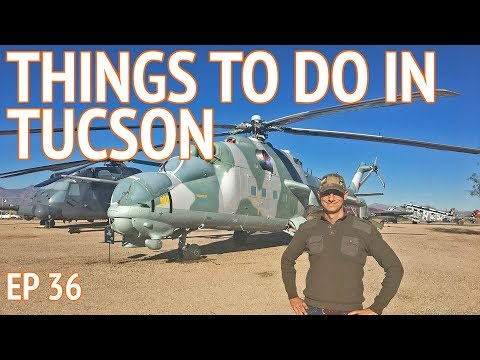TUCSON TRAVEL GUIDE - Barrio Bread and Pima Air Museum