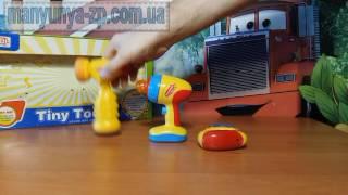 Игровой набор инструментов Tiny tool. Обзор игрушек.