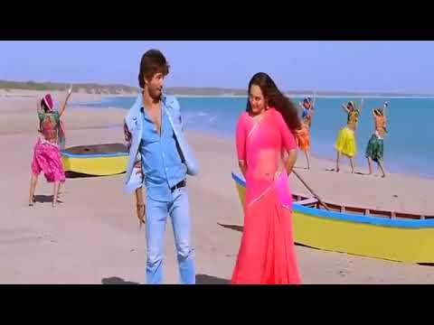 saree ke fall sa video HD MP4 song R Rajkumar   hindi film full HD 104 mb HIGH 11