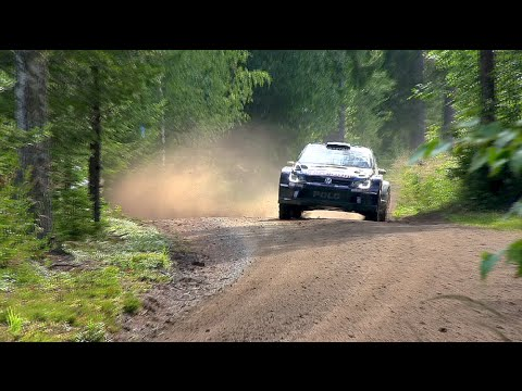 Shakedown - WRC Neste Oil Rally Finland 2015