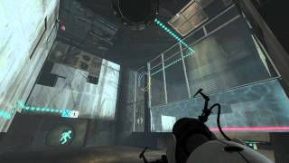 Portal 2: What does GlaDOS say in Test Chamber 8?