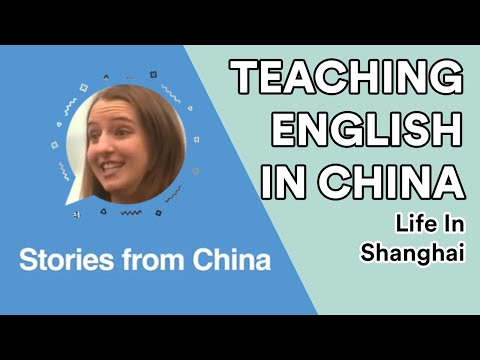 Teaching English in Shanghai - Lifestyle