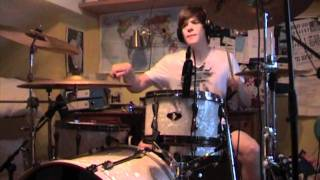 Download Lagu The Script - The Man Who Can't Be Moved (Drum Cover by Chris Barber) - Pop - 1/6 Mp3