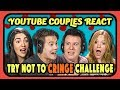 YOUTUBERS REACT TO TRY NOT TO CRINGE COMPILATION (Marriage Proposal Fails)