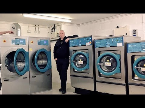 MAG Commercial Laundry Equipment Suppliers 2018 UK