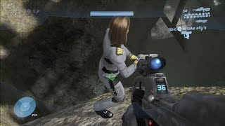 Halo 3 - Miranda Keyes Is A Male Marine