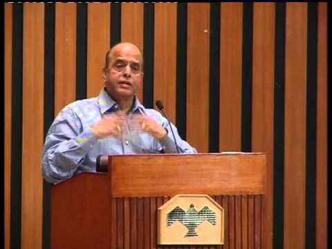 Interactive session on the Indian Space Programme with K Kasturirangan