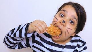 تعليم الاطفال اللغة الانجليزية -اغنية الحروف الانجليزية للاطفال العاب اطفال تعليمية shfa surprised