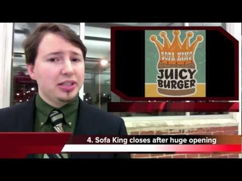 Sofa King Juicy Burger Closes After