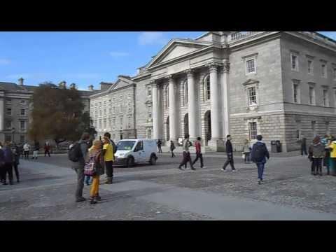 Trinity College (University of Dublin) - Campus - Dublin, Ireland