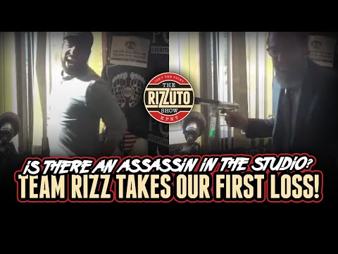RIZZ takes 3 TUSH SHOTS and FAST LAME finally BEAT US! [Rizzuto Show]