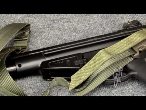 Product Overview: Speedy Two-Point Rifle Sling