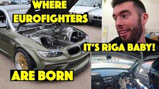 Where Eurofighters are born, It