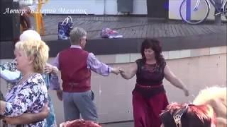 Танцуем в парке под песню Марины Житеневой! Music! Dance!