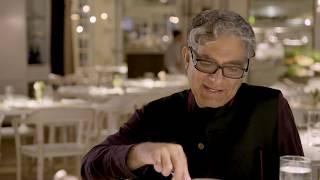 Watch Deepak Chopra On PBS' To Dine For With Kate Sullivan