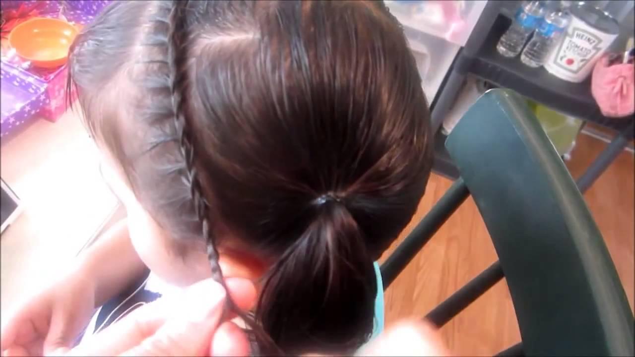 peinados sencillos y faciles para ninas tips para cuando tienen poco cabello aleliamada