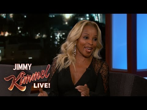 Guest Host Tracee Ellis Ross Interviews Mary J. Blige