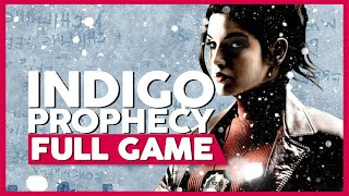 Indigo Prophecy | Full Gameplay/Playthrough | PS2 | No Commentary