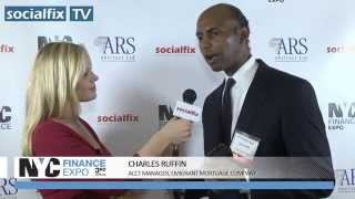 Charles Ruffin of Emigrant Bank interviewed at NYC Finance Expo 2014