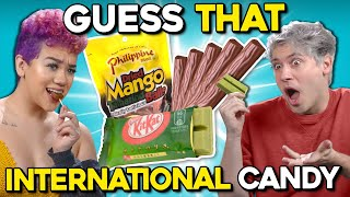 Download Can YOU Guess Your Country's Candy? | Guess That International Candy Mp3 and Videos