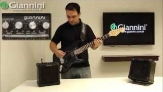 Amplificador Giannini G6