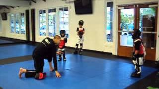 Karate Practice 2