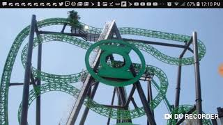 The Future of Green Lantern: First Flight at Six Flags Magic Mountain