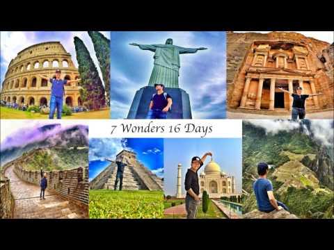 7 Wonders in 16 Days!