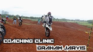 Coaching Clinic with Graham Jarvis | Graham Jarvis EDAN!!! |VLOG