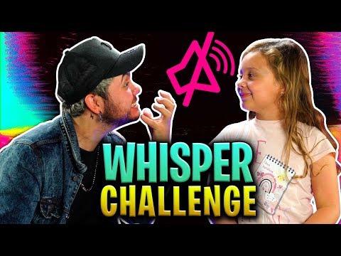 Whisper Challenge | Leo VS Estrellita