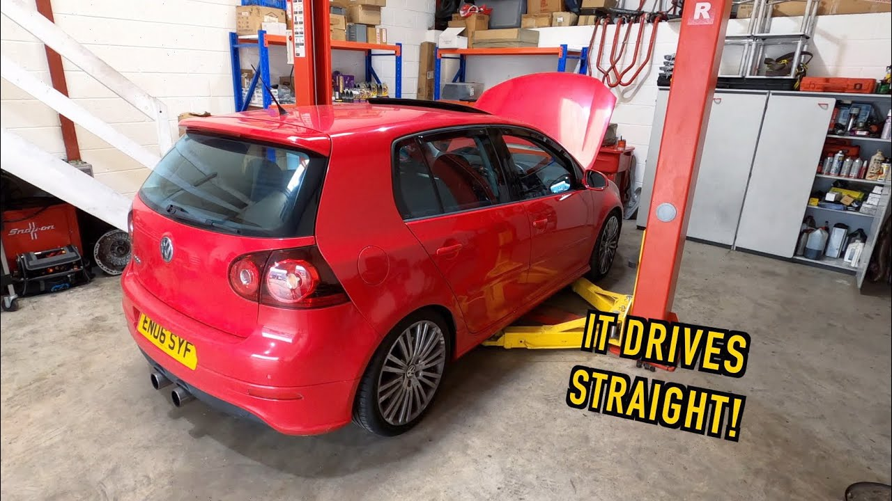 Download Fixing my Cheap VW GOLF R32's Biggest Problem!