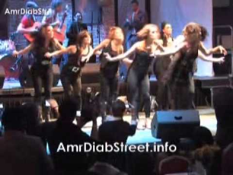 "Amr Diab African Music Awards 2009 ""Wayah"""