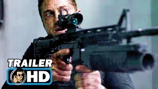 ANGEL HAS FALLEN Trailer #2 (2019) Gerard Butler Movie