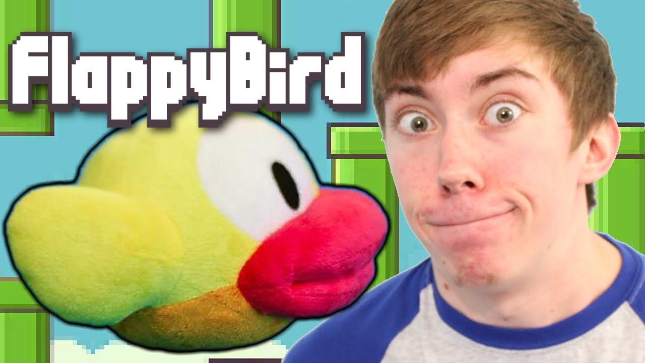 REAL LIFE FLAPPY BIRD Flappy Toy IPad Gameplay Video YouTube - Flappy bird in real life
