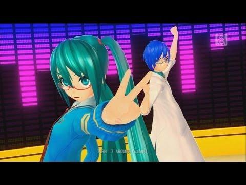 【Hatsune Miku V3 & KAITO V3】 リモコン (Remote Controller) 【Project DIVA F】