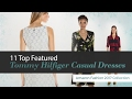 11 Top Featured Tommy Hilfiger Casual Dresses Amazon Fashion 2017 Collection