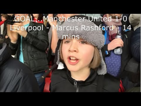 Manchester United v Liverpool | Match Day Vlog | Premier League | 10.03.2018