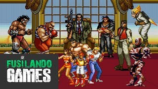 Streets of Rage 2 | Fusilando Games