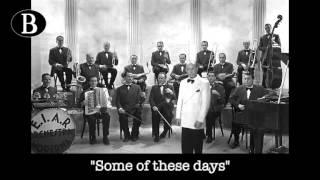 """Pippo Barzizza dirige """"Some of these days"""", di Shelton Brooks. Orchestra Cetra, 1939."""