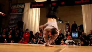 Ronnie VS AirDit | 1on1 | BATTLE OF THE YEAR 2010 MONTPELLIER